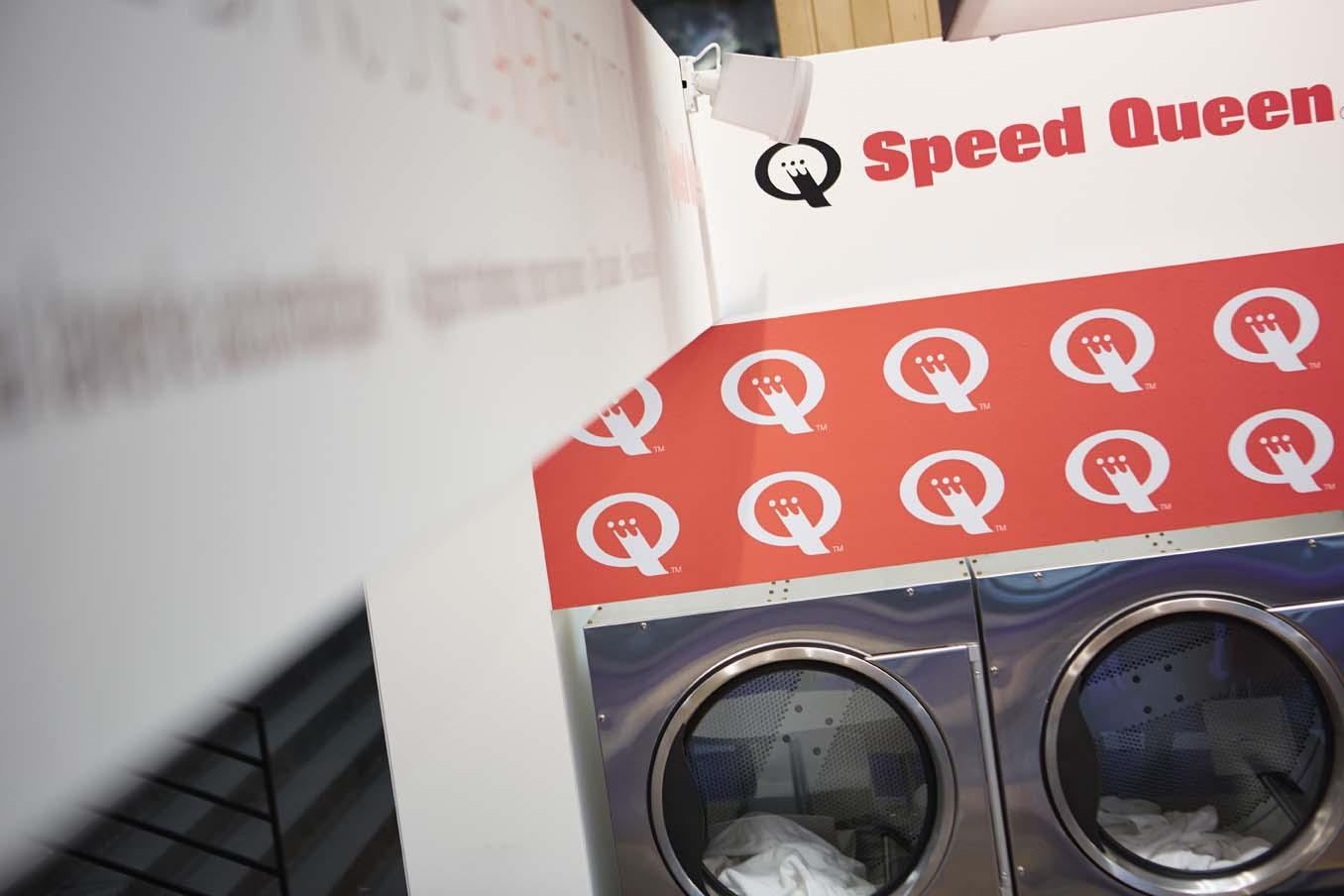 Speed queen numéro 1 de la laverie à Paris 2