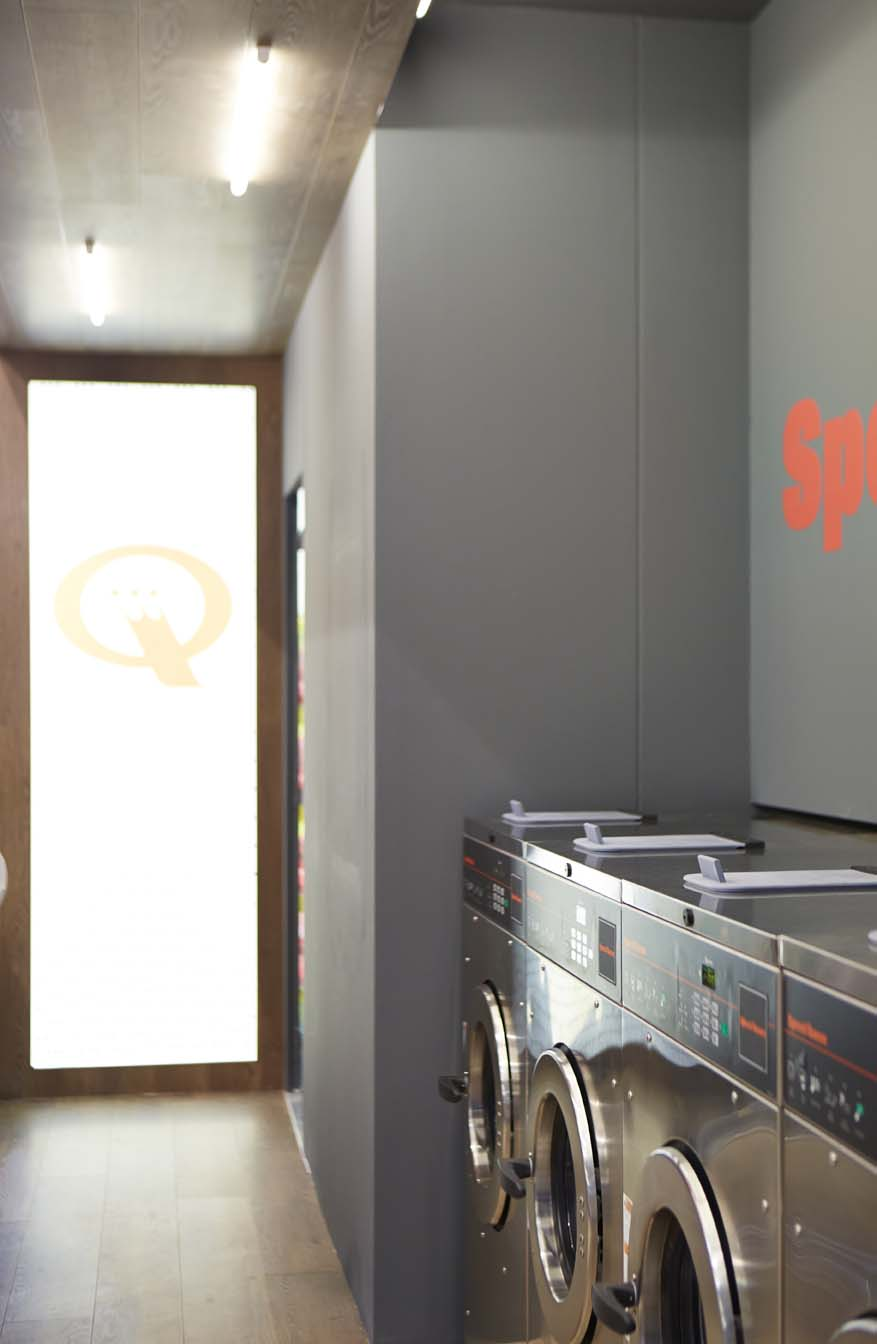 Machines à laver Speed Queen à Paris 1