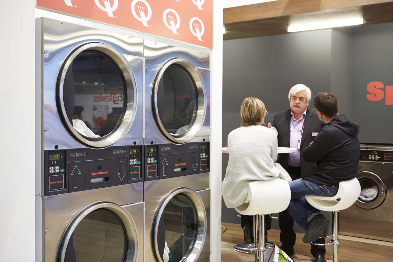 Machines à laver Speed Queen à Paris 3