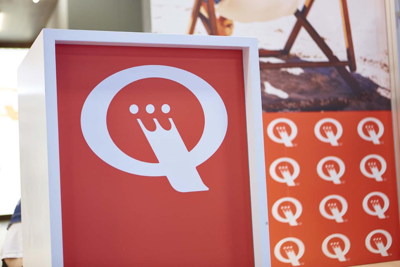 Logo Speed Queen expo franchise à Paris