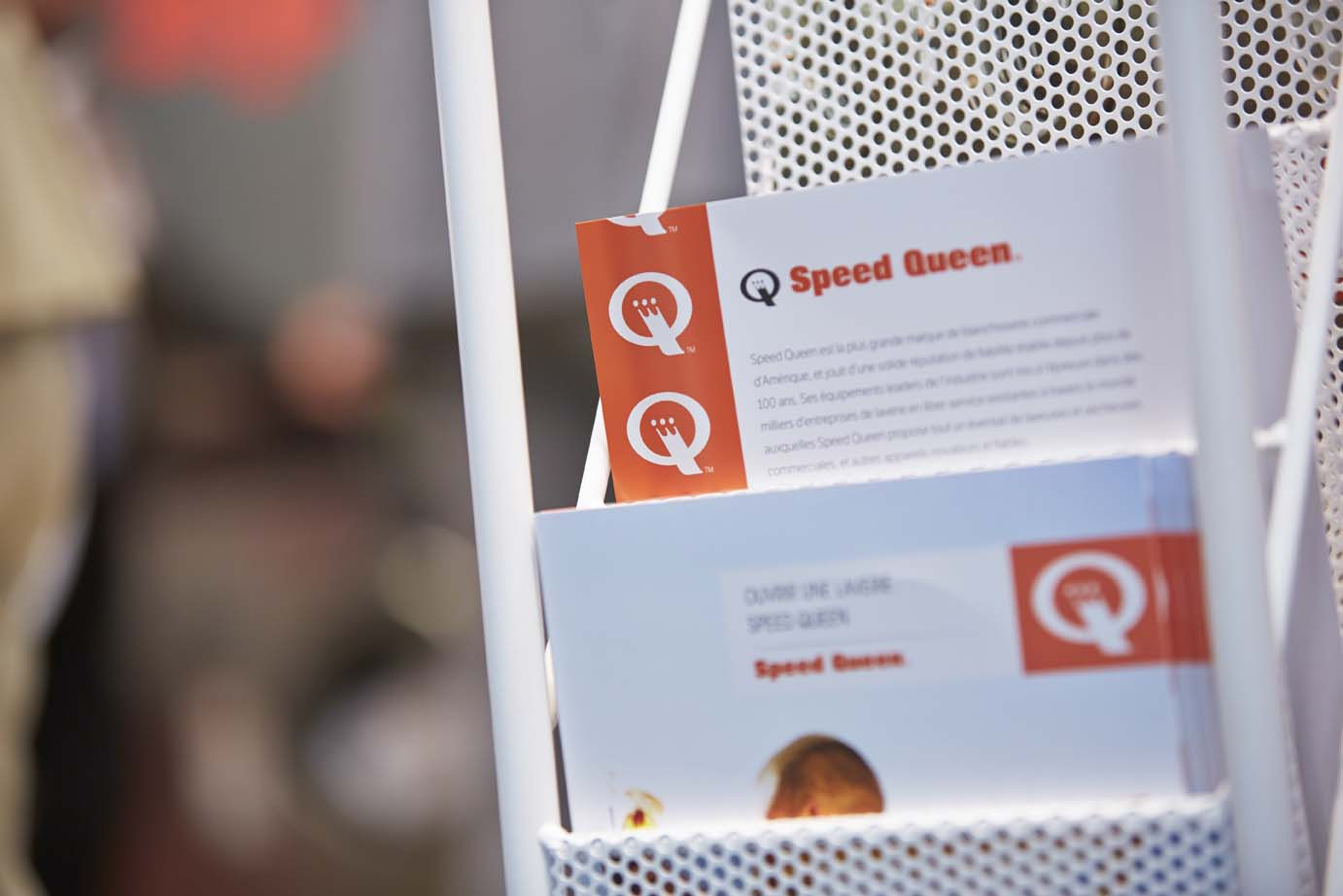 Brochures sur les franchises Speed Queen en France 2