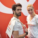 Tshirt et sac Speed Queen expo franchise à Paris