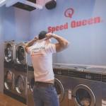 Demostración lavandería Speed Queen España 8