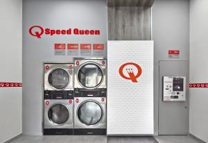 Macchine a monete della Speed Queen in Italia