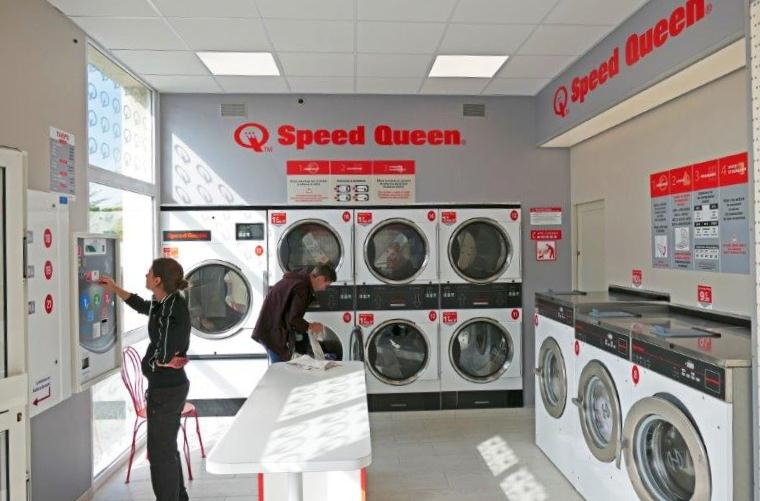 Laundromat 28 Boulevard Georges Pompidou In Caen Speed