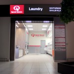 Speed Queen first laundry store in Lithuania