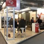 Stand Speed Queen exposition franchises en France