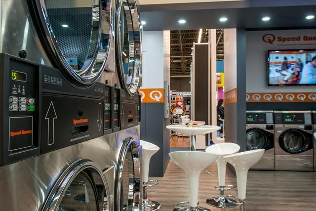 Lavadoras comerciales Speed Queen en México