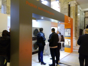Speed Queen washers entrepeneurs expo Poland