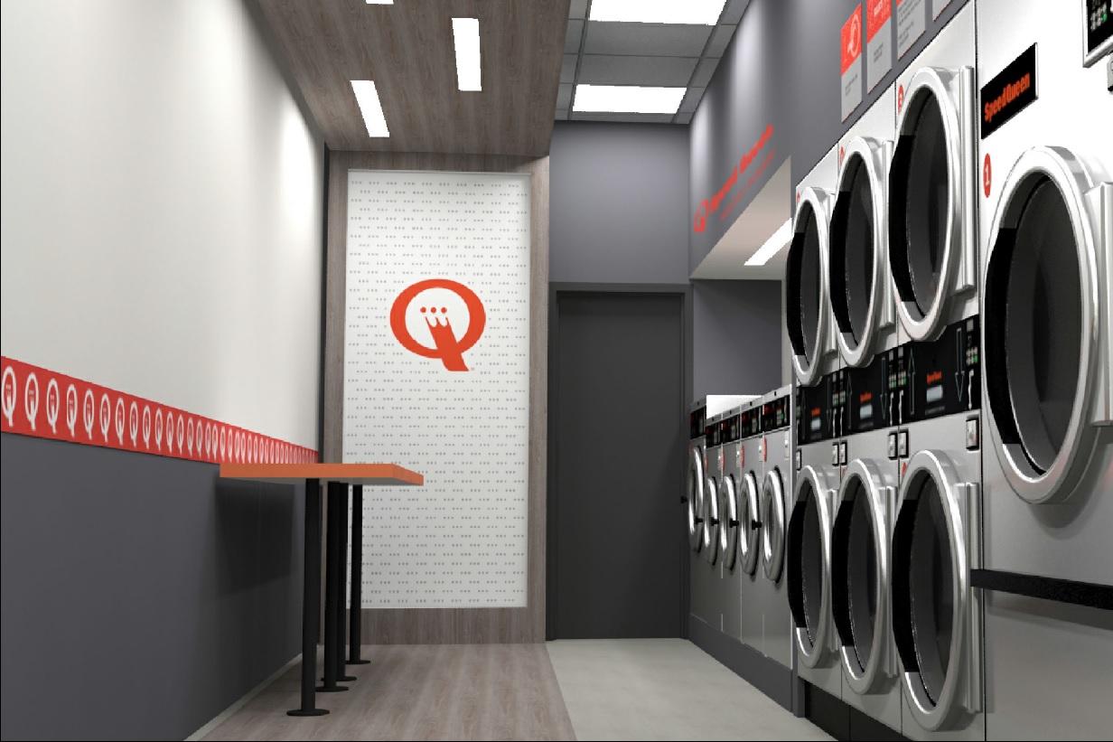 New Laundry Store In Uk Speed Queen Investor