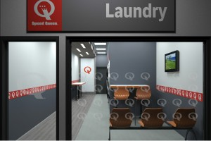 New Speed Queen Launderette UK