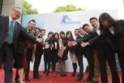 ALLIANCE LAUNDRY SYSTEMS OPENS NEW SHANGHAI CUSTOMER CENTER