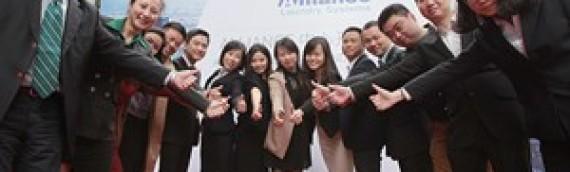 ALLIANCE LAUNDRY SYSTEMS ABRE EN SHANGHAI UNE NUEVO CENTRO PARA CLIENTES