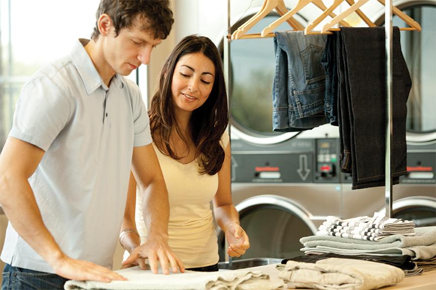 le marché des laveries automatiques