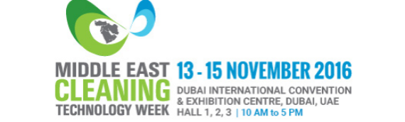 ALLIANCE LAUNDRY SYSTEMS AT DUBAI FOR THE INTERNATIONAL CLEANING & HYGIENE CONFERENCE