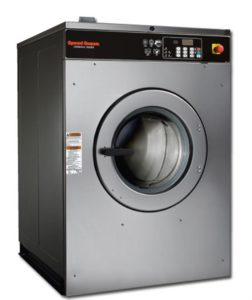 Load capacities for washing machines