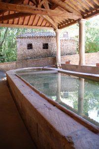 De eerste washuizen