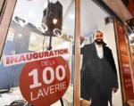 lavandería, ¡Francia abre la centésima lavandería Speed Queen!