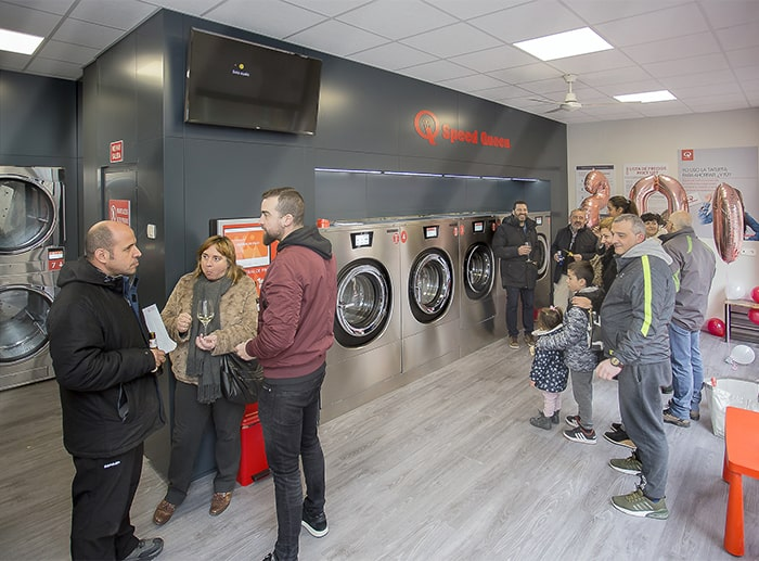 , Speed Queen opens its 200th store in Spain