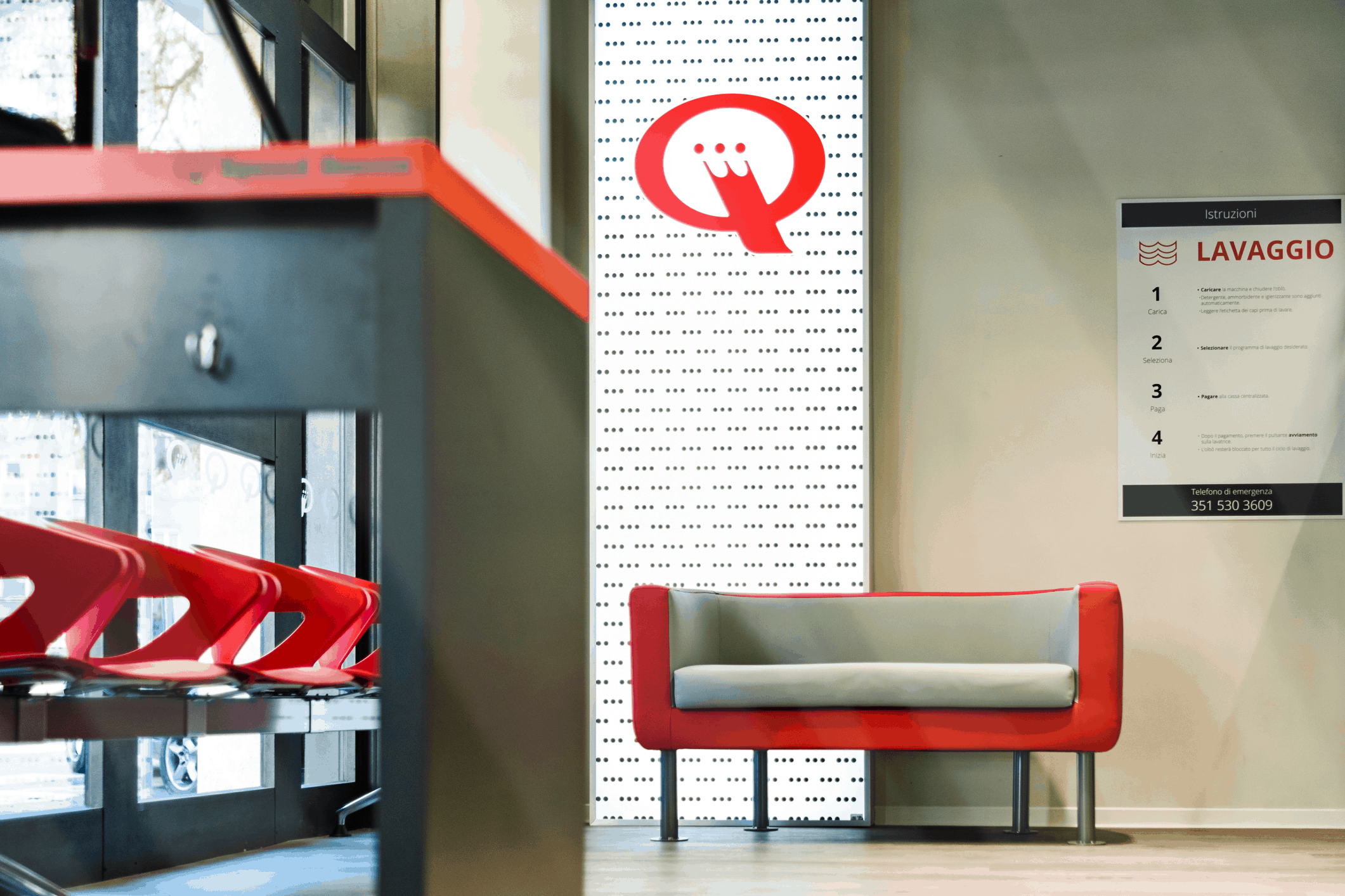 speed queen, Speed Queen releases a new design for its Self-Service laundries