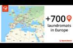 Waschsalon, 700. Waschsalon der Marke Speed Queen eröffnet in Orbassano, Italien