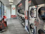 laundromat, Opening a laundromat in Bielsko (Poland)