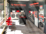 laundromat, Opening a laundromat in Collegno (Italy)