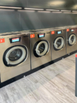laundromat, Opening a laundromat in Ghent (Belgium)