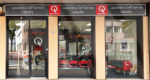 laundromat, Opening a laundromat in Parma (Italy)