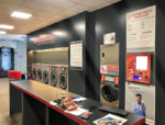 laundromat, Opening a laundromat in Prato (Italy)
