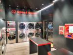 laundromat, Opening a laundromat in Roma (Italy)
