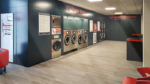 laundromat, Opening a laundromat in Torremaggiore (Italy)