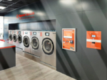 laundromat, Opening a laundromat in Madrid (Spain)