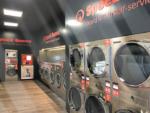 laundromat, Opening a laundromat in Voghera (Italy)