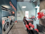 laundromat, Opening a laundromat in Gliwice (Poland)