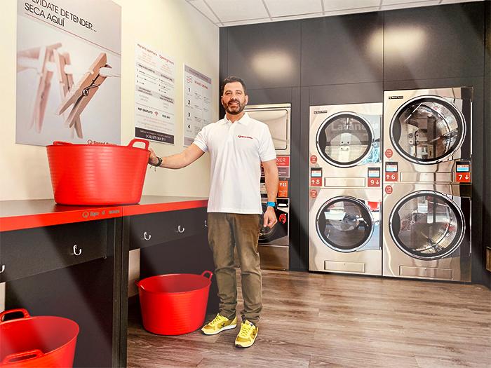 lavanderías, Conozca a Guillermo Castro, uno de nuestros inversores en Palencia