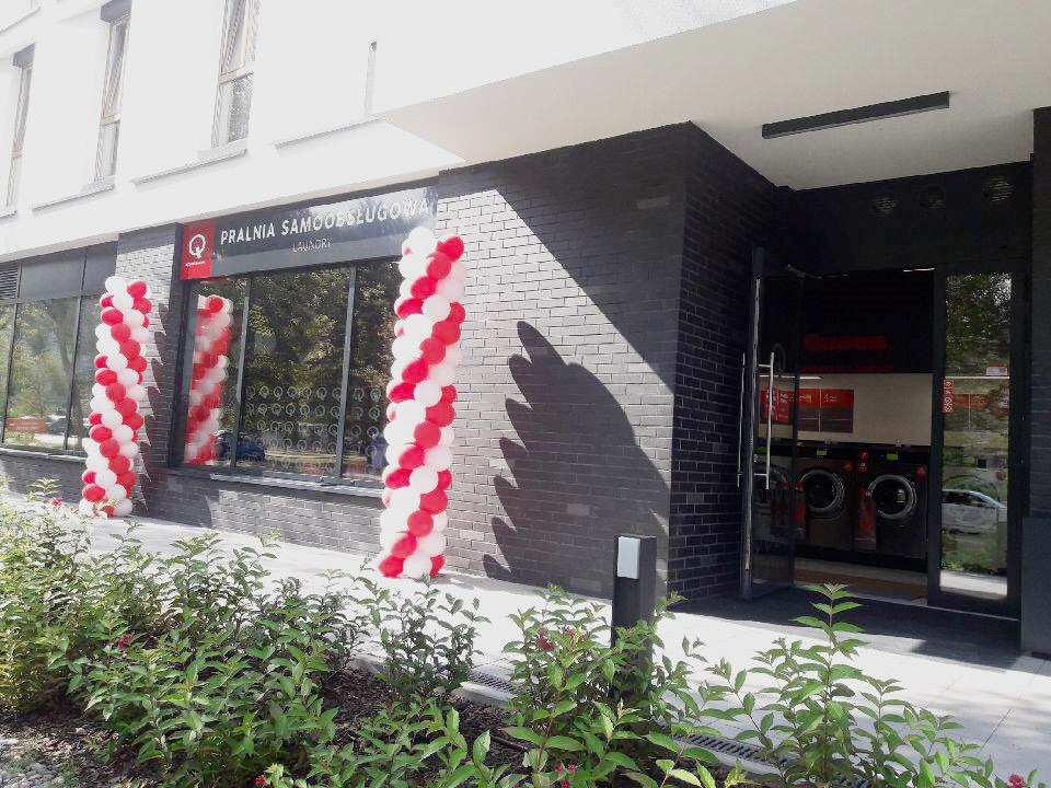 , 500th Speed Queen-branded Laundromat Store Opens in Warsaw, Poland
