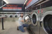 Ausstattung und Dienstleistungen eines Waschsalons