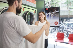 , Speed Queen celebrates the opening of its 100th launderette in Spain