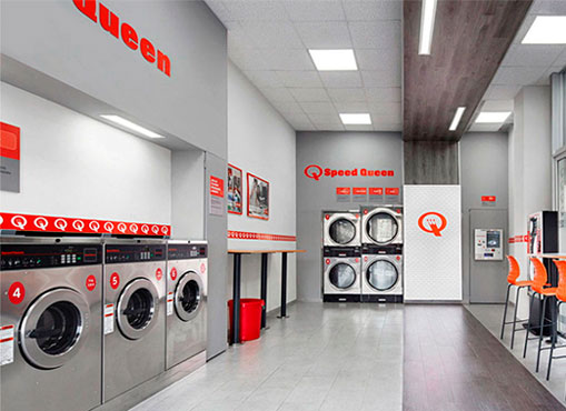 Our professional washing machines