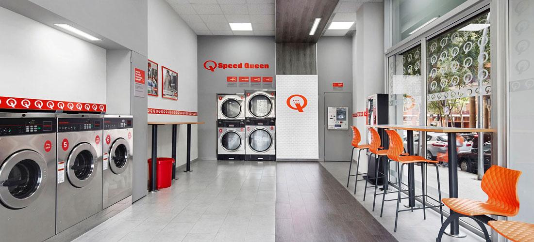 À propos des laveries