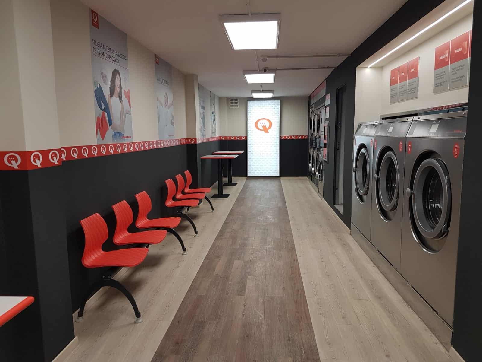lavanderia inversion negocio