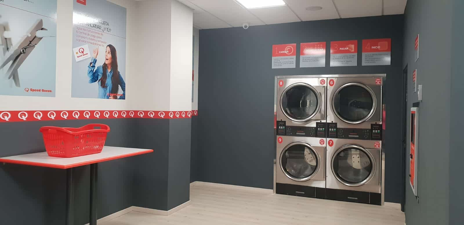 Redditività lavanderia