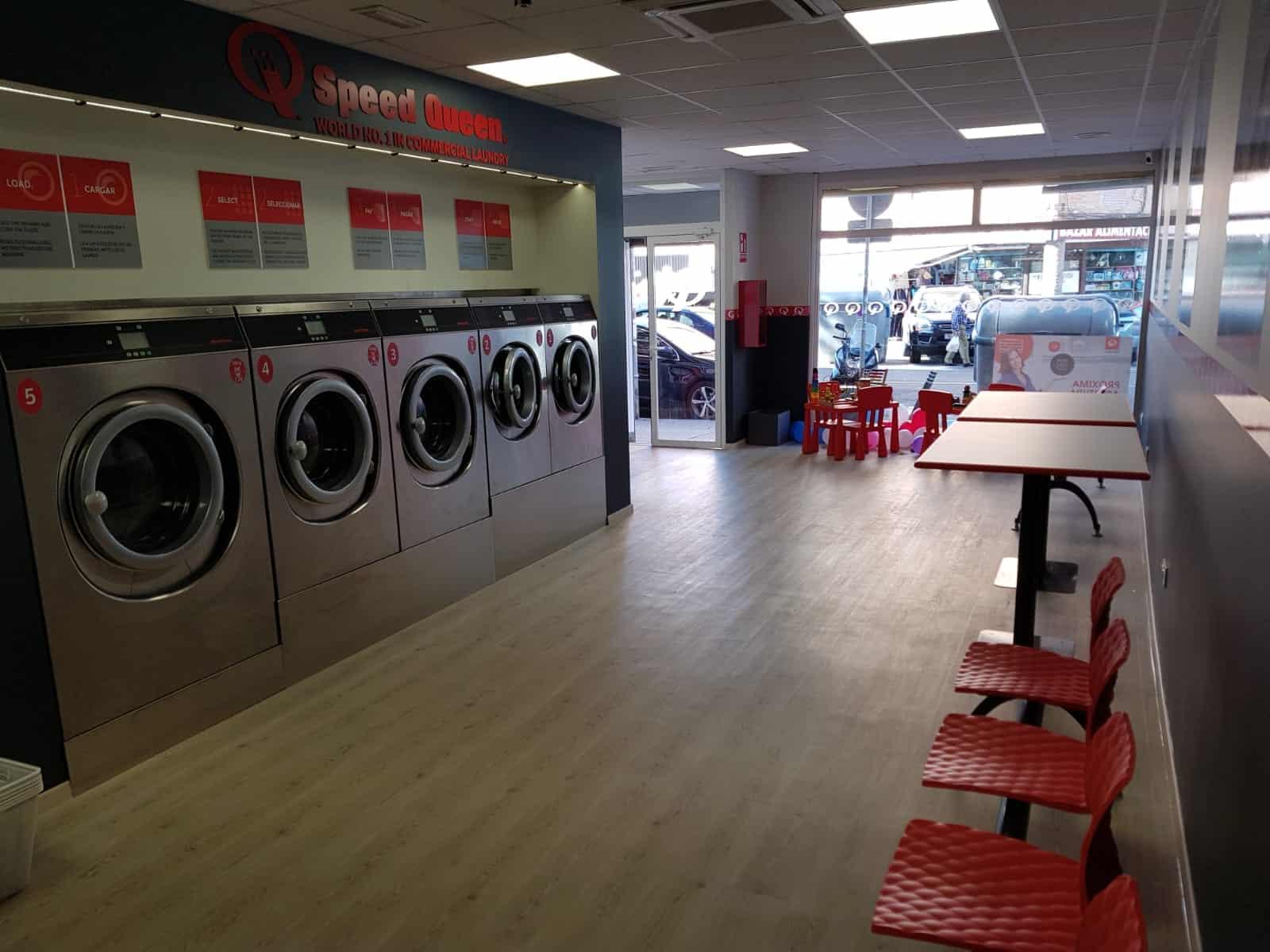 ritorno lavanderia a gettoni