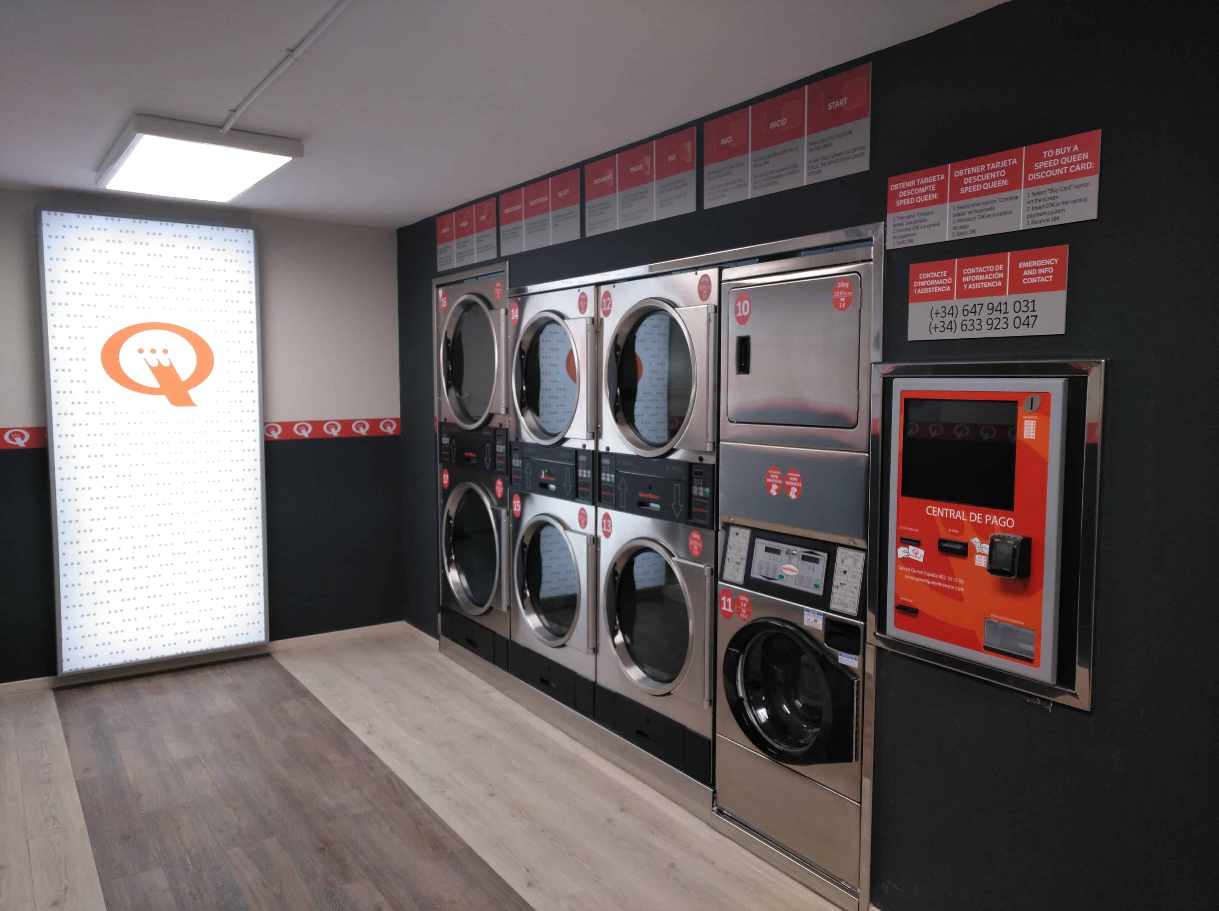 turnover laundromat