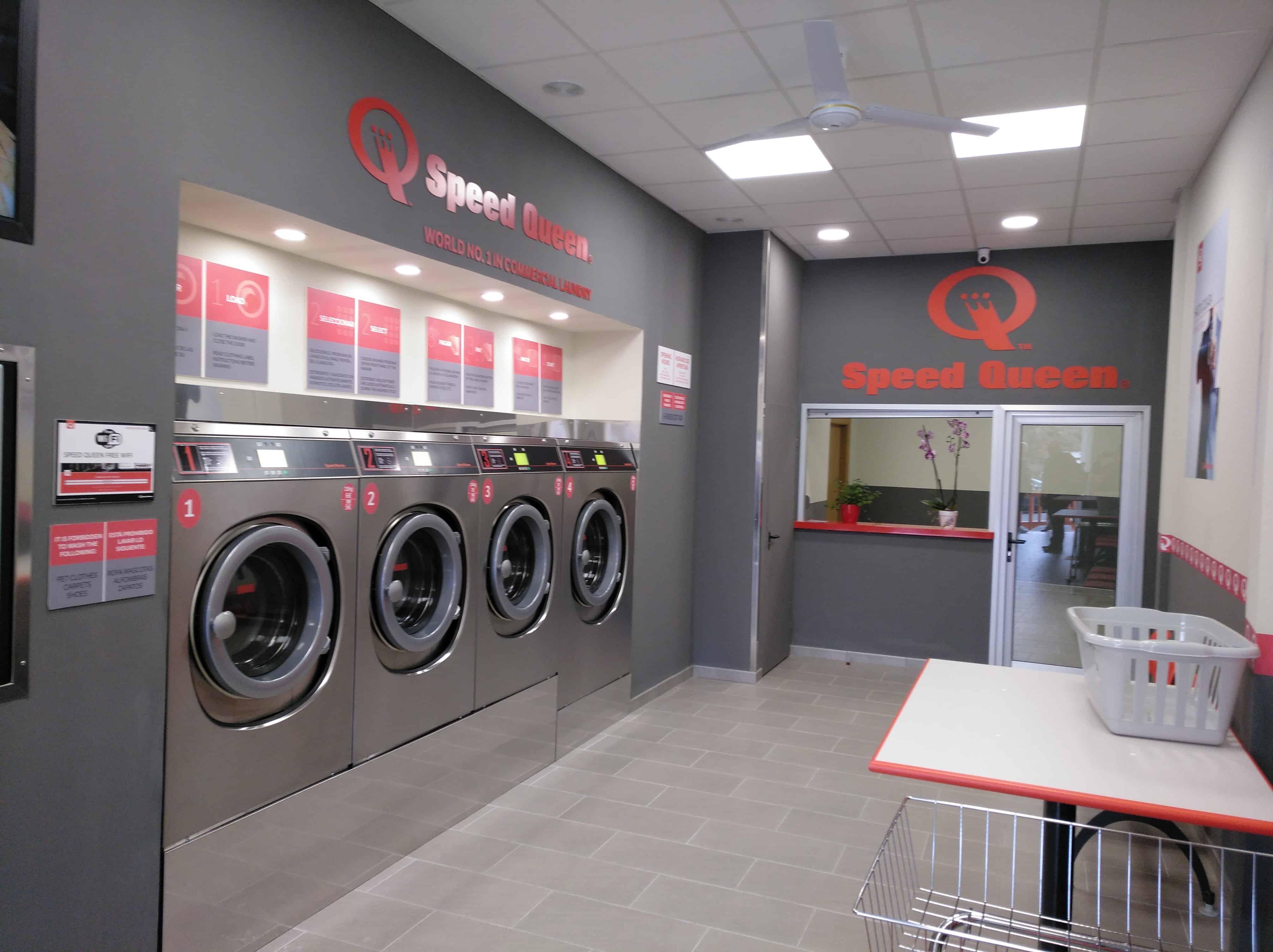 lavanderia empresa individual