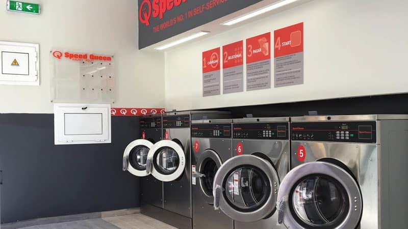 Self Service Laundry Rua Palmira 66a In Lisbon Speed Queen Investor
