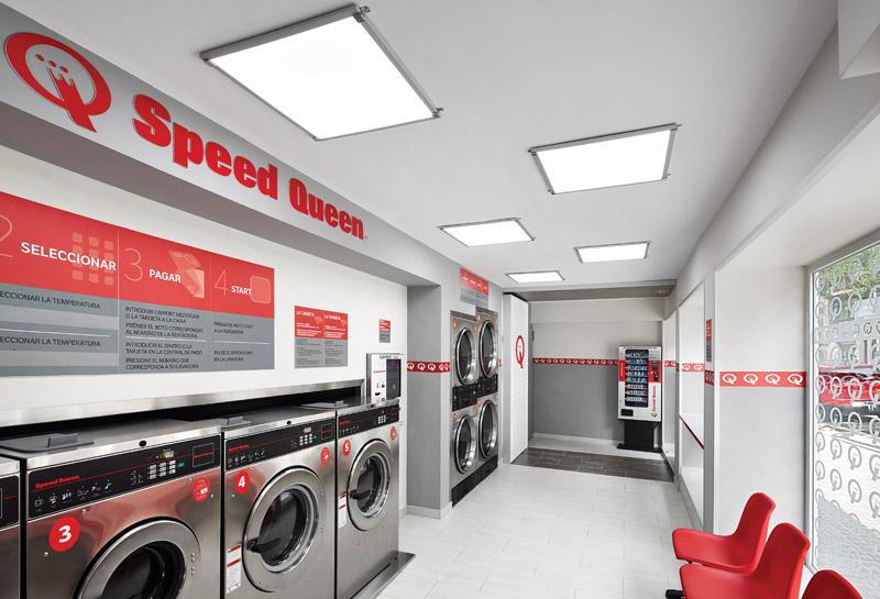 ouvrir une laverie en franchise