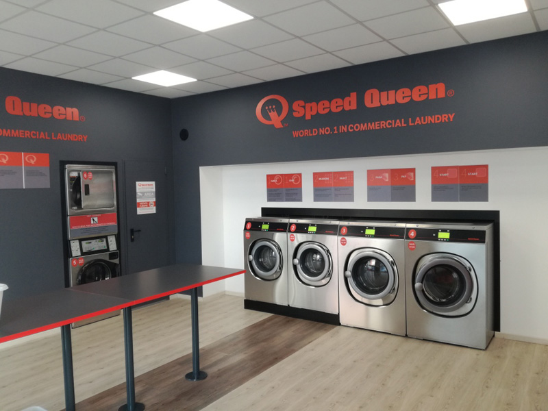 ouvrir sa laverie libre service